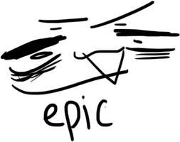 Epic by uniicake