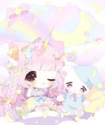 Sweet dreams by uniicake