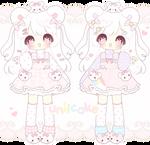 {closed} .:+ pastel fluffie teddy adopt +:.