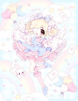 .:+{ angel's flight !! }+:.