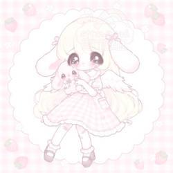 .+{ spring meadow bunni }+.