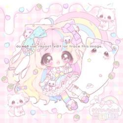 .+{ dreamy kitty candy }+.