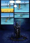 Tomb Raider comic - page 1