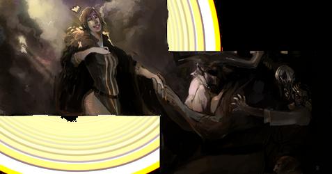 Queen of inquisition by adamlara