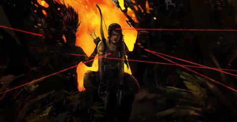 Shadow of the myth by adamlara