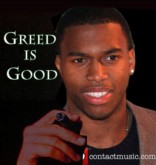 Greed is good by joeyg479 on DeviantArt