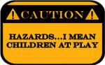 Hazards...Children at Play