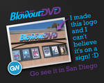 Blowout DVD logo shock