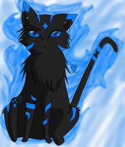 BlackCatOfFire's Profile Picture