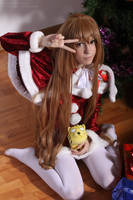 Aisaka Taiga cosplay [13] by AnnLycoris