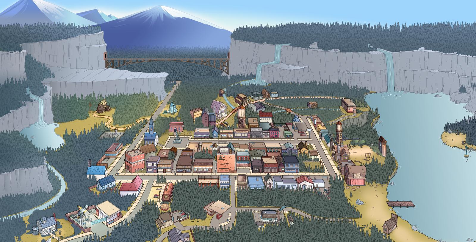 Best 25 Gravity Falls Fan Art Ideas On