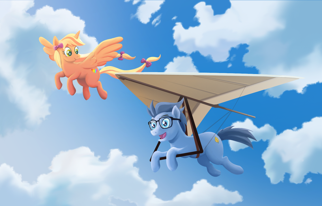 Flying Lessons by markmak