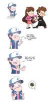 Poor (little) Dipper