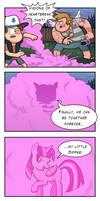 Dipper's secret crush