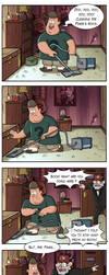 Stan's room by markmak