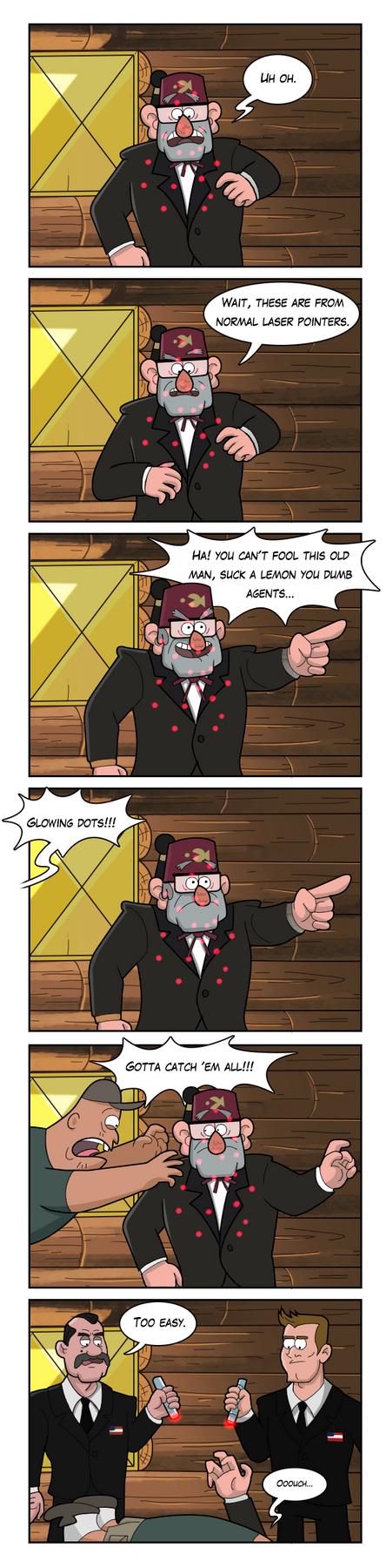 Poor Stan by markmak