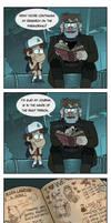 Dipper's Research