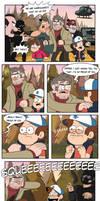 Dipper's superpower