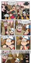 Dipper's superpower by markmak