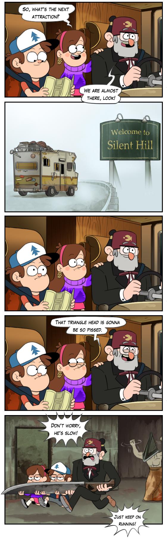Revenge trip by markmak