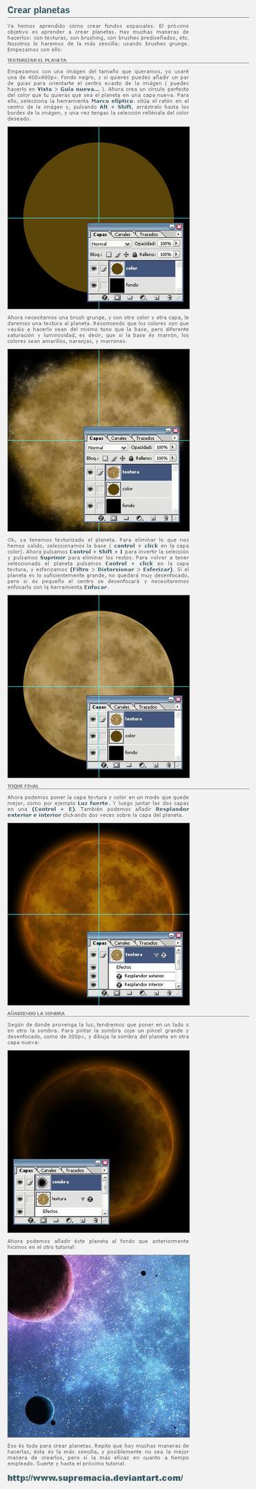Tutorial Crear planetas by Supremacia