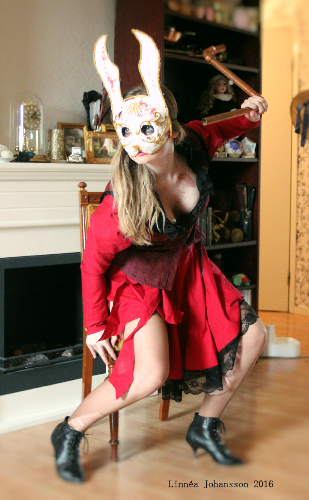 how to make a splicer costume