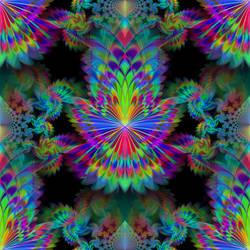 Fancy fractal
