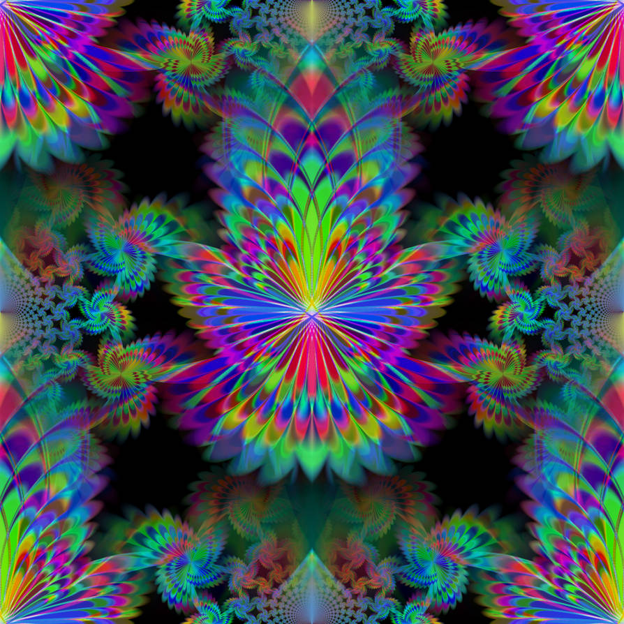Fancy fractal by nova-images