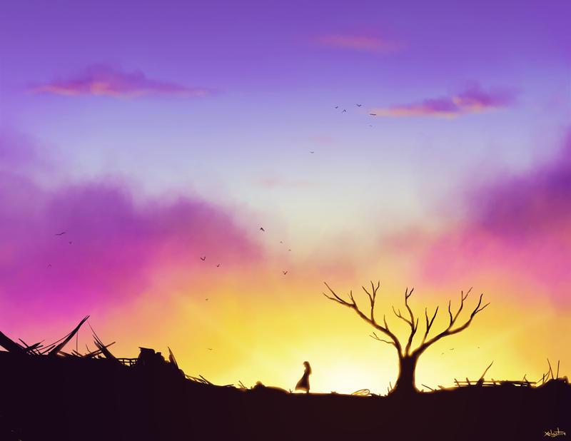 Solitude by Xelgot