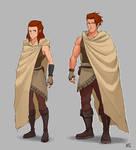 Character concept: Mercenaries
