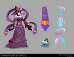 CandyMoon Chang'e - Skin concept