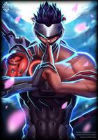 Blackwatch Genji by Xelgot