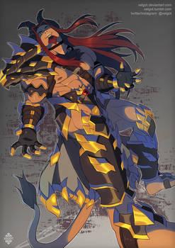 Ein (Armored)