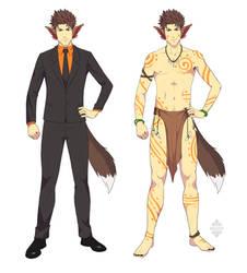 Nimblepaw Outfits