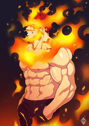 Endeavor by Xelgot