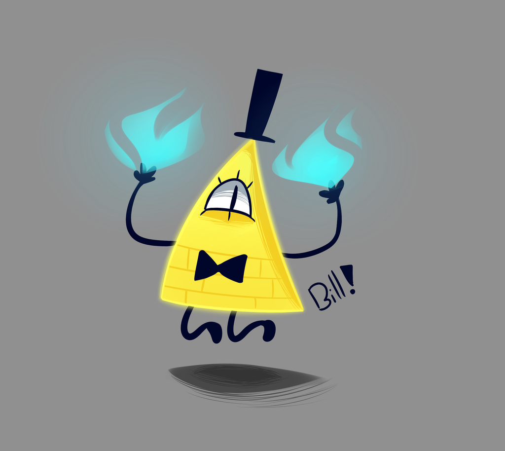 Bill cipher by renic pai on deviantart