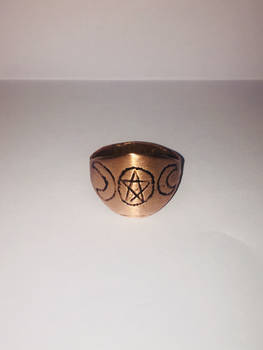 Ring of the Goddess