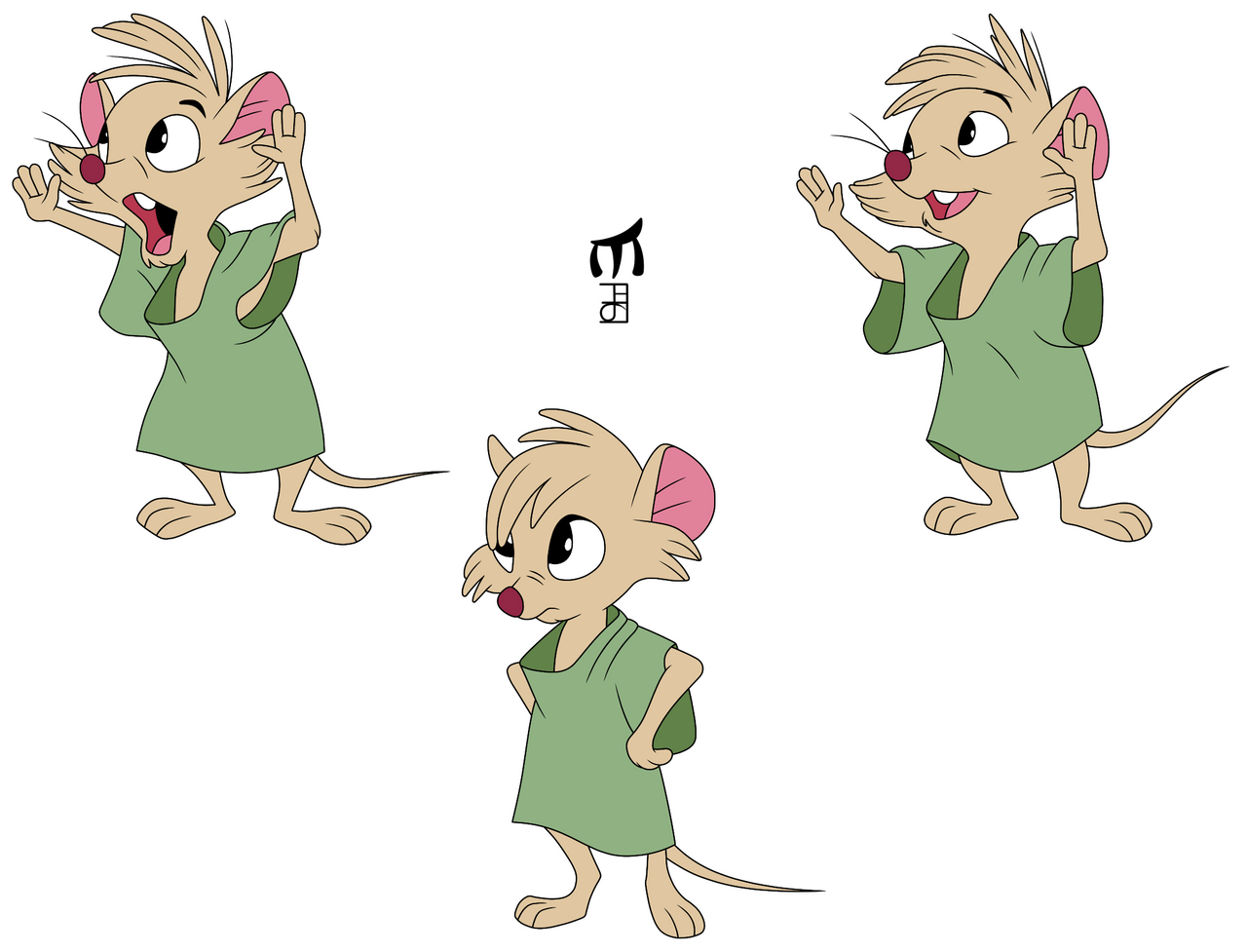 Timothy Brisby By Amidnarasu On Deviantart