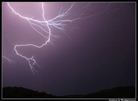 Lightning by Nachtpfauenauge