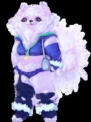 Puff Pup $10 Adopt [OPEN]