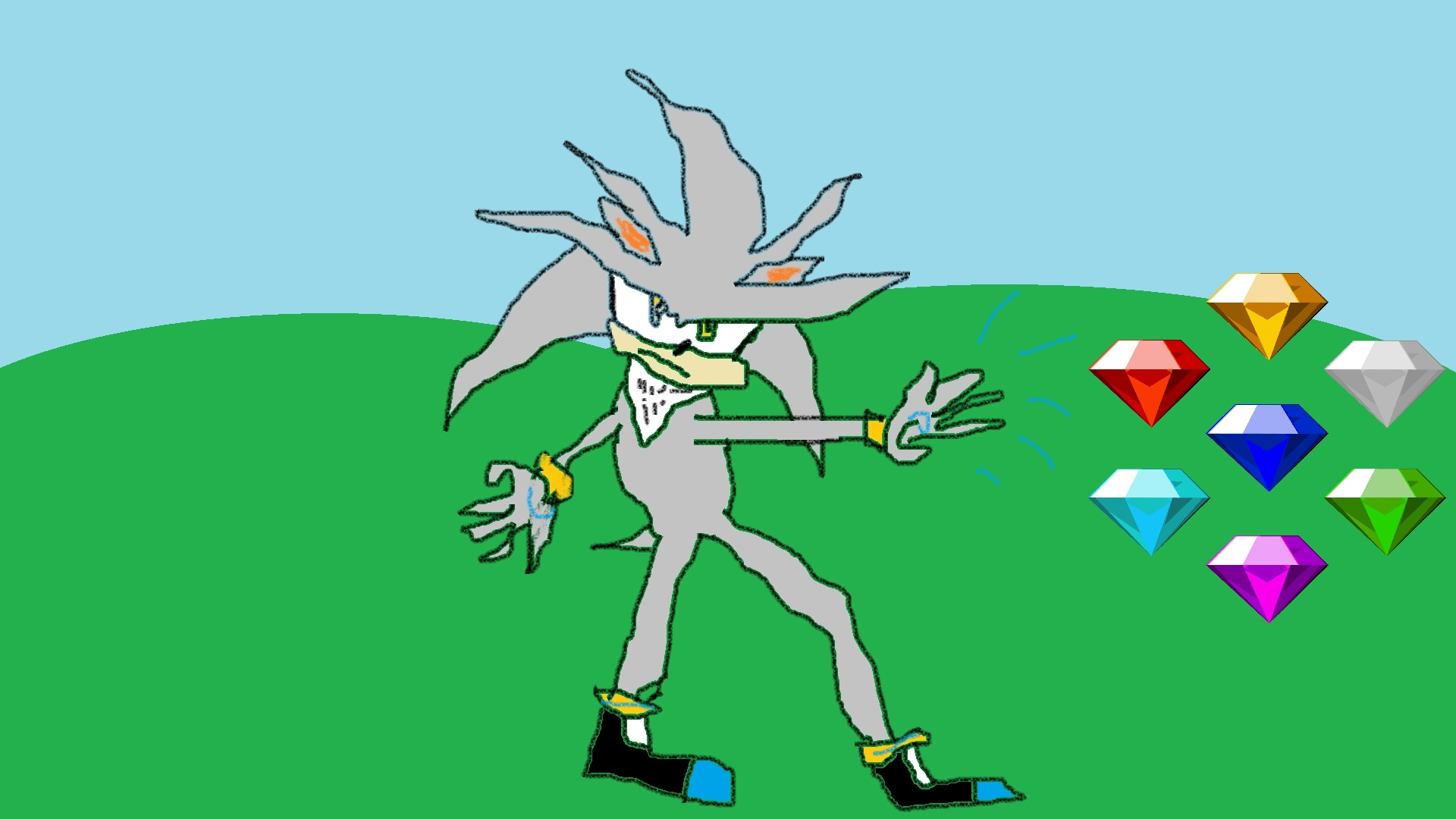 silver_the_hedgehog_ms_paint_drawing_by_