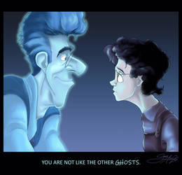 You Are Not Like The Other Ghosts