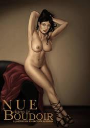 Nue dans le Boudoir: Dark by uchuujinx