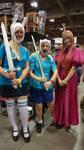 Princess Bubblegum's Heroes