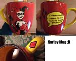 Harley Mugshot!