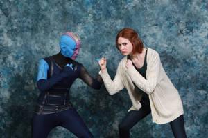 Nebula VS Karen
