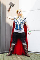 Thor Preview by paper-stars