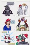 Christmas Cards 2015 pt 1