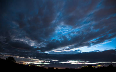 Night Sky by ZackMcIntosh
