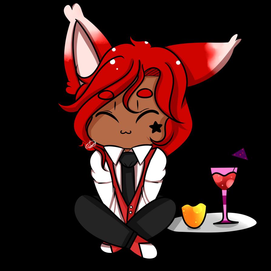 Foxy Waiter by Shady-Dayz